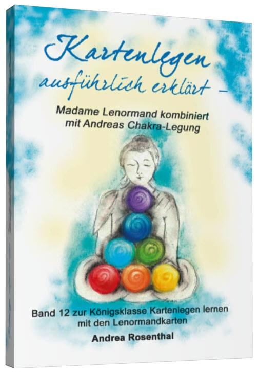 Kartenlegen lernen Lenormand Buch 12 Cover