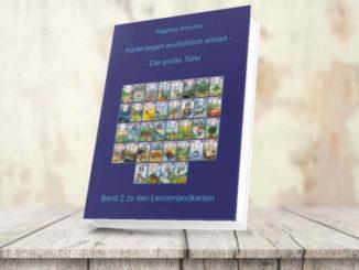 Kartenlegen lernen Lenormand Buch 2