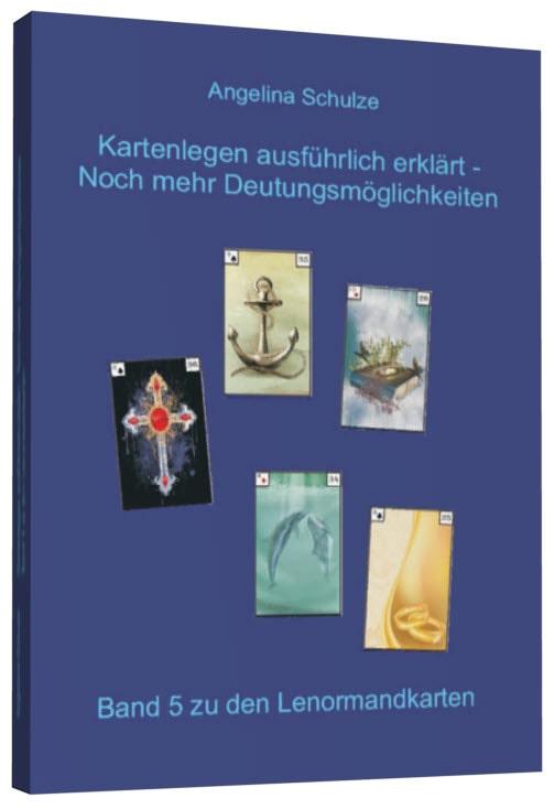 Kartenlegen lernen Lenormand Buch 5 Cover