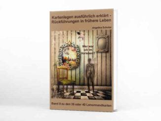 Kartenlegen lernen Lenormand Buch 8