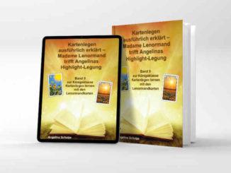 Kartenlegen lernen Lenormand Buch 9