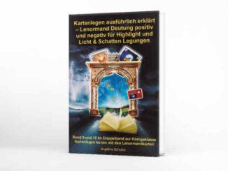 Kartenlegen lernen Lenormand Buch 9 und 10