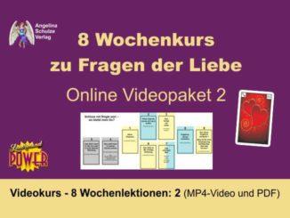 Lenormand Legesysteme zur Liebe Videokurs 2