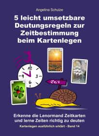 Lenormand Zeitkarten Buch